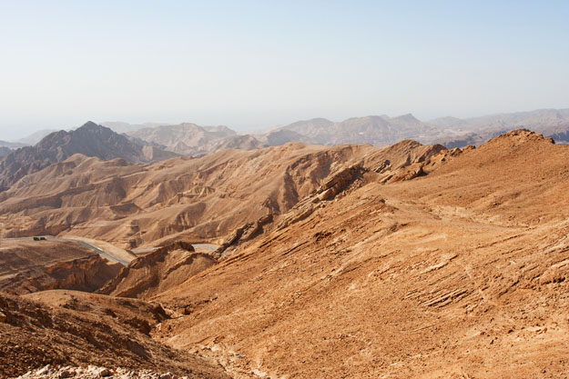 Eilat Mountains (Marc Guyt)