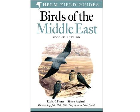 Birds Middle East cover