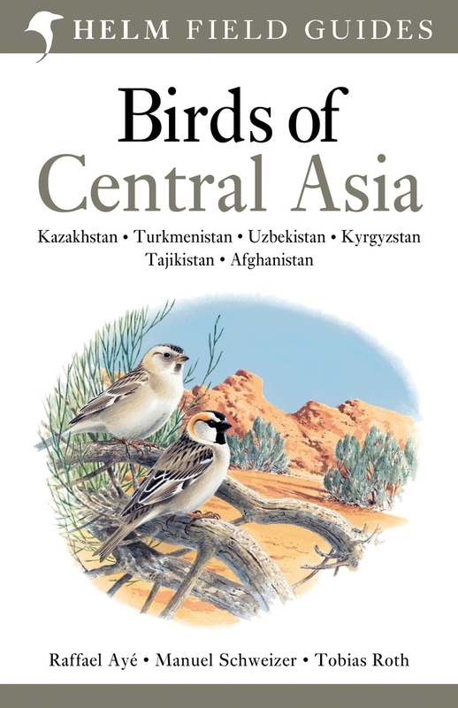 birds central asia recensie