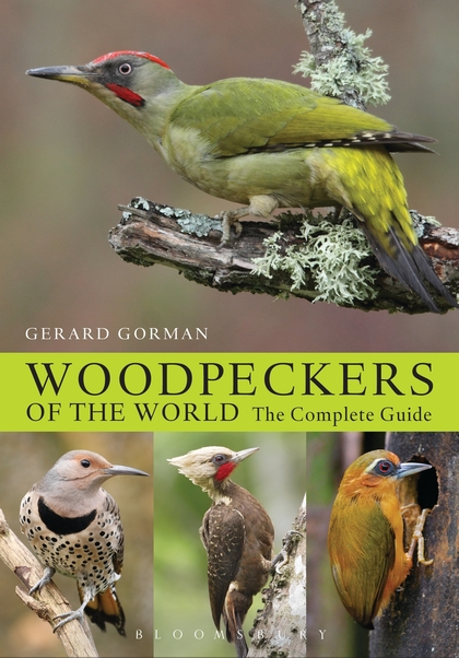Woodpeckers of the World cover