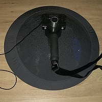 Sound recorders and parabolic dish