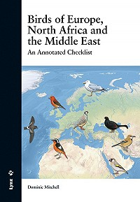 Birds of Europe, North Africa and the Middle East. An Annotated Checklist