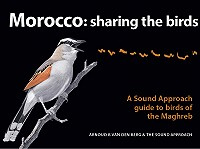 Morocco: sharing the birds Pre-Order Announcement