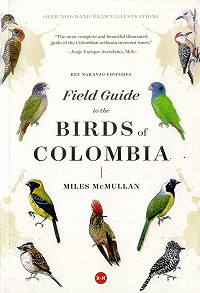 Field Guide to the Birds of Colombia (3rd edition)