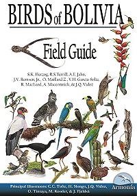 Birds of Bolivia: Field Guide