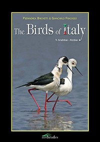 The birds of Italy 1: Anatidae-Alcidae
