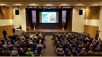 Programma Dutch Birding Vogeldag 2018 - Lunteren, 3 februari